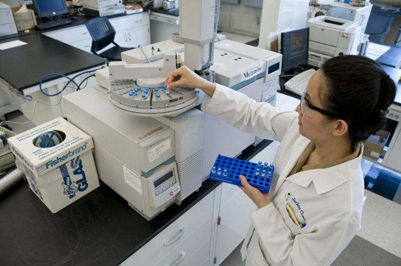 Chromatography Testing